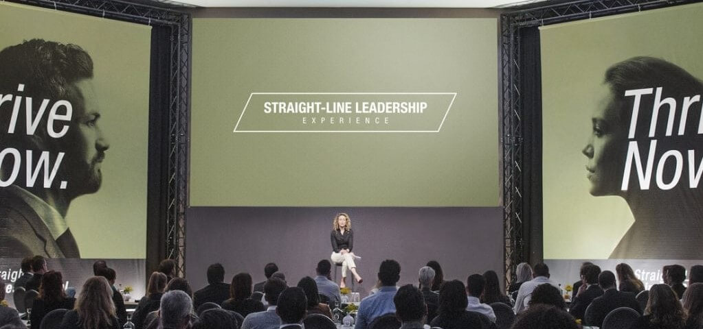 straight Line leadership event sfeer beeld mandy van der put
