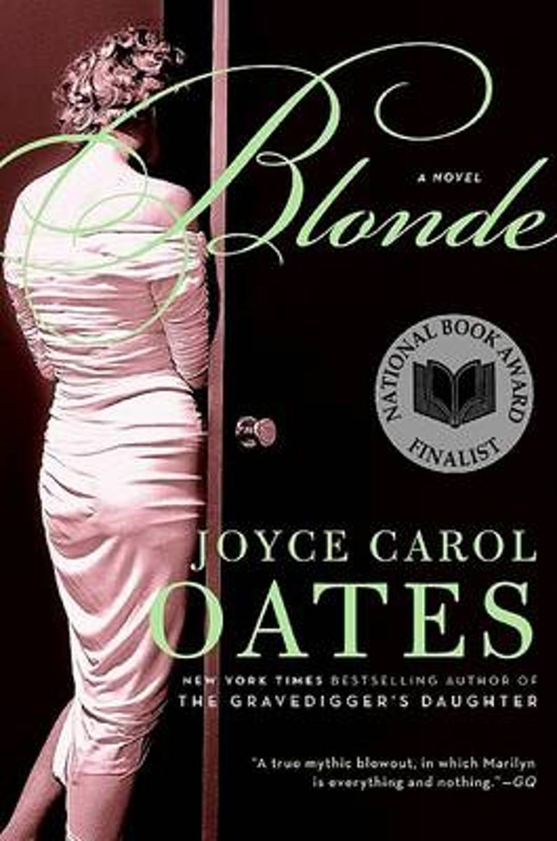 JC Oates - Blonde
