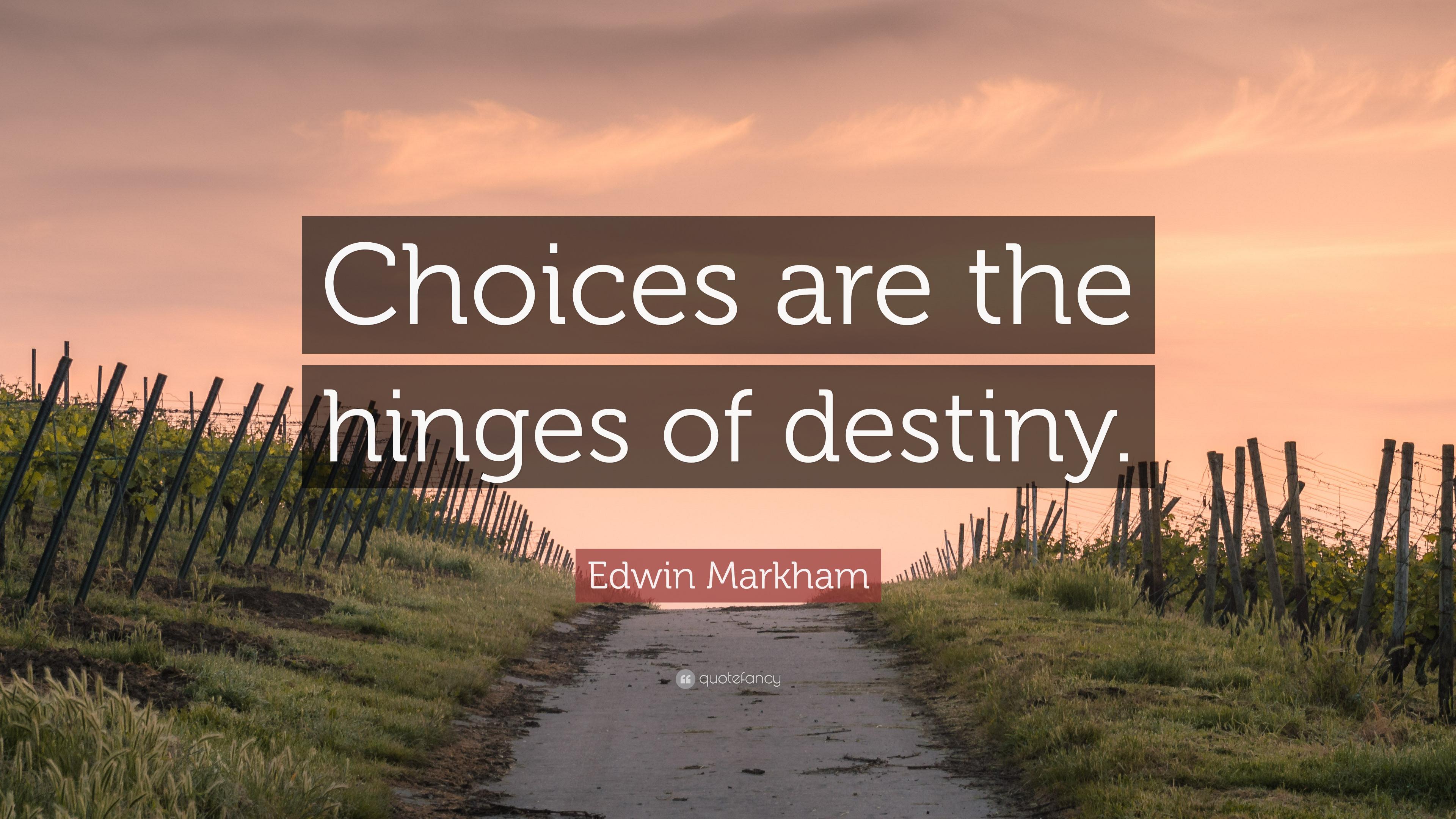 Quote Edwin Markham