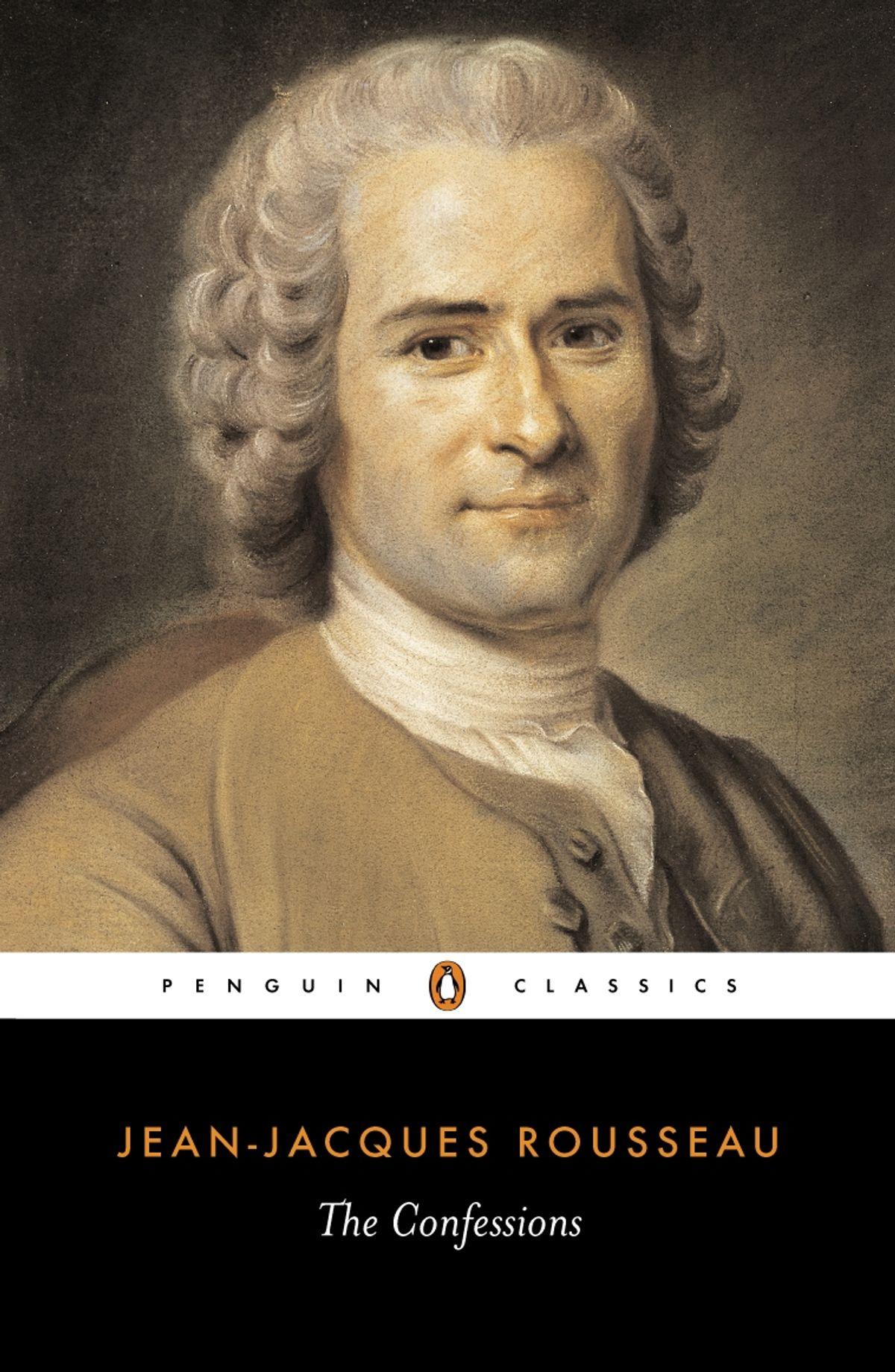 Jean Jacques Rousseau Confessions