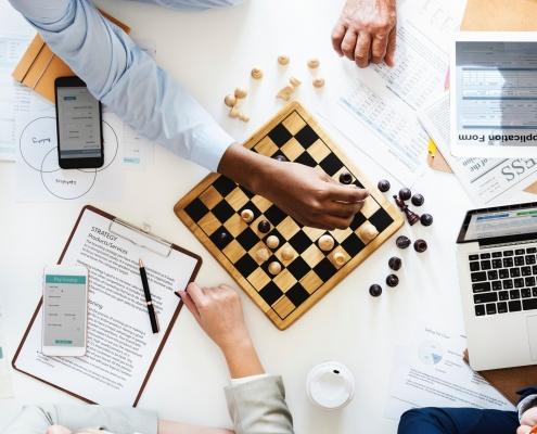 Pensioen voor ondernemers training