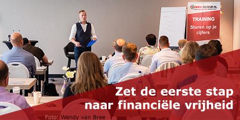 Training 'Sturen Op Je Cijfers' - Geen-Gezeur.nl, Jouw persoonlijke boekhouder