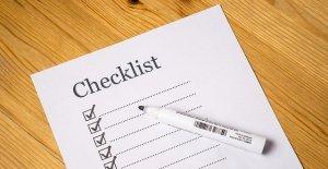 checklist ondernemen als trainer