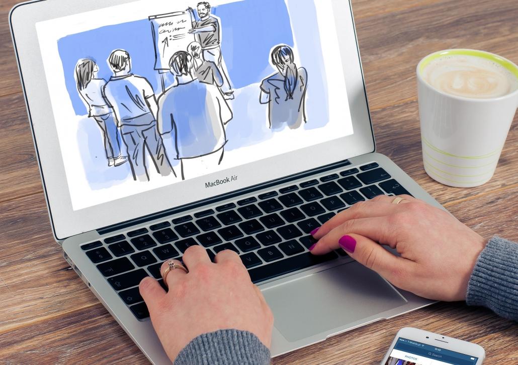 workshop online werkvormen